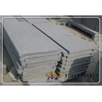 Quality Flamed G654 Grey Granite Pool Copings for sale