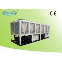 Quality High effiency Hanbell Screw Water Chiller , Screw Compressor Chiller 3ph for sale