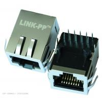 Best 12F-10DNW2 10M RJ45 Modular Jack WITH MAGNETIC MODULES To Bandwidth Manager wholesale