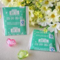 Healthier Rectangle Disposable Tea Bags , Different Taste Home / Hotel Tea Bags