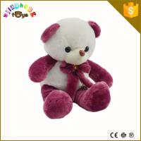Quality Factory direct sale singing bear musical plush toy for sale
