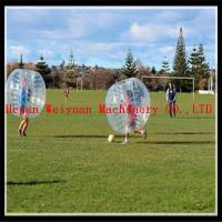 China factory directly sell  inflatable bumper ball from China to all world on sale