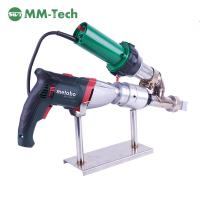 Quality hand  Held Plastic Extrusion Welder , Hot Air  extruder  for Plastic Pipe  welding for sale