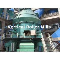 Quality High Efficiency Vertical Cement Mill Roller Type Large Size For Cement Industry for sale