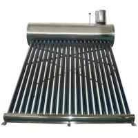 Quality low pressure solar water heater geyser for sale