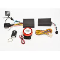 Quality Overspeed Alert Vehicle Gps Tracking System With Mute Arm , Remote Controller for sale