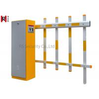 Quality Car Pakring Lot Automatic Arm Road Traffic Metal Boom Barrier for sale