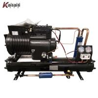 Quality Hot sale Low Temperature Water cooled condensing unit refrigeration system for sale