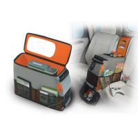 Best 15L 600D Customized Car Radio Cooler Bag with polyester fabric wholesale