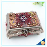 2016 New Desgin Cosmetic Jewelry Box with Mirror