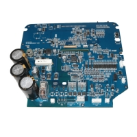 Buy cheap 2OZ LPI Blue FR4 0.057 Inch 370HR Quick Turn PCB from wholesalers
