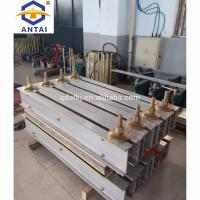Quality Sectional Type Tire Vulcanizing Press , Rubber Vulcanizing Press Machine for sale