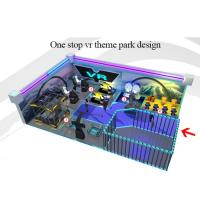 Buy cheap One Stop Design VR Theme Park Equipment , Virtual Reality Amusement Park from wholesalers