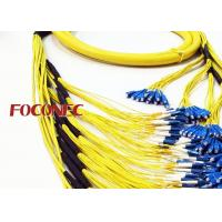 Best 144 Core Trunk Fiber Patch Cord , Multistrand Patch Cable with Breakout Kit wholesale