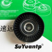 Quality NISSAN KUBISTAR X76 Ribbed Belt Pulley , SK292663 820004055 VKM36023 V Drive Pulley for sale