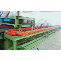 Buy High Speed PU Sandwich Panel Machine 30mm -200mm Panel at wholesale prices