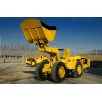 Quality Hydraulic brake Diesel  LHD Mining Utility Vehicles for transporting ore for sale
