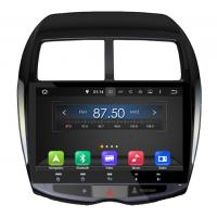 China 10.1  Inch Mitsubishi Car DVD / Vehicle Dvd Player Android Version 7.x on sale
