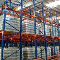 Quality FIFO, LIFO, FILO Q235B Drive In Racking For Warehouse Storage for sale