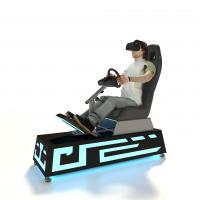 Quality 3 Games VR Racing Simulator , VR Auto Simulator 0.8 Square Meter Operate Area for sale