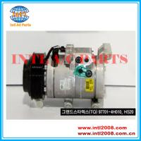 Best 977014H010 97701-4H010 Auto ac (a/c) compressor HS20 for Hyundai/Kia - GRAND STAREX 977014H010 wholesale