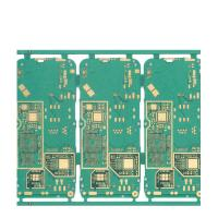 Quality Impedance Control Electronic PCB Board 4 Layer Quick Turn Peelable Mask 1.6mm FR4 for sale