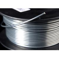 Quality 1000mm Long Aluminum Welding Wire , Alloy 4047 Aluminum Filler Rod For Welding for sale