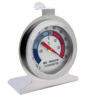 Classic Large Dial Temperature Thermometer For Refrigerator Freezer Fridge for sale