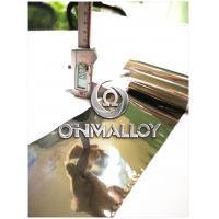 Best 0.02mm*1J79 Soft Magnetic Alloy,Super Permalloy,free sample ,fast delivery,magnetic shielding wholesale