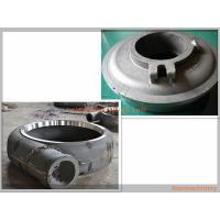Quality Wear Resistant Material Submersible Slurry Pump Parts For Dredging Machine for sale
