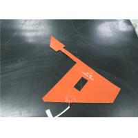 High Thermal Efficiency Electric Silicone Rubber Heater OEM / ODM Available