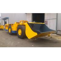 Quality Electric LHD Underground Mining Vehicles / Load haul dump machines for sale