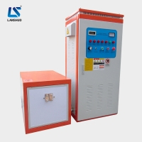 Quality 160kw Round Bar End Induction Forging Machine High Frequency Heating Machine for sale