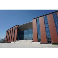 Quality Architectural Exterior Wall Cladding Facade Systems , Rainscreen Cladding Systems for sale