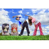 Quality Portable Kids Hard Shell Luggage Lightweight OEM / ODM Available for sale