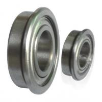 Quality Double Shielded Flanged Ball Bearings FR8ZZ Bearings Inch Flange for sale