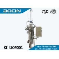 Quality BOCIN pneumatic cylinder driven self cleaning water filter for viscosity liquid filter for sale