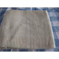 100% Cotton Baby Cellular Thermal  Blankets