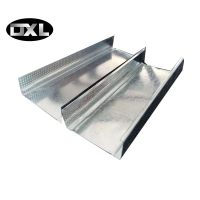 Quality Galvanized Steel Profiles For Gypsum, Metal Studs Track for sale
