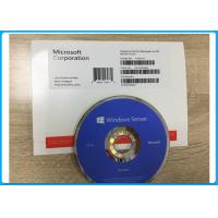 Quality Microsoft Software Key Code Windows Server 2016 Standard 64bit OEM 16 CORE for sale
