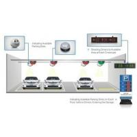 Quality Outdoor Parking Guidance System With Multiple Display Boards For Office Buildings ISO9001  for sale