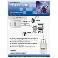 VoIP Teller Box- Forward Skype Calls To Your Mobile Phone