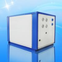 Quality Automaticlly Defrosting Dual Fuel Heat Pump  , Heating House Hybrid Heat Pump for sale