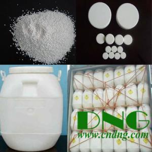 Quality Trichloroisocyanuric Acid(TCCA)  for sale
