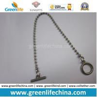 Quality Custom Design Metal Neck Connecting Ball Chain Holder W/Accessories for sale