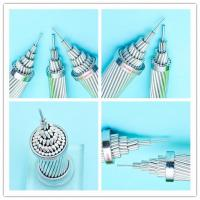 China No Insulated Aluminum Wire Multi Strand Cable Wire 0.6 / 1KV Low Voltage Poppy on sale