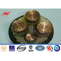Quality 0.3kv-35kv Medium Voltage House Wiring Copper Cable PE.PVC/XLPE Insulated for sale