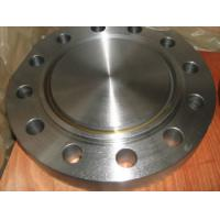 "Quality Forging Parts Flanges and Flanged Fittings -FLANGE BLDRF SA105 150# 1/2""-24"" for sale"