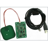 Quality NFC 13.56Mhz Rfid Card Read Modular 300mA With 2 SAM Slots for sale