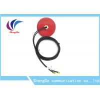 Electronics External Auto GPS Antenna 3M Glue Built - In Active Amplifier